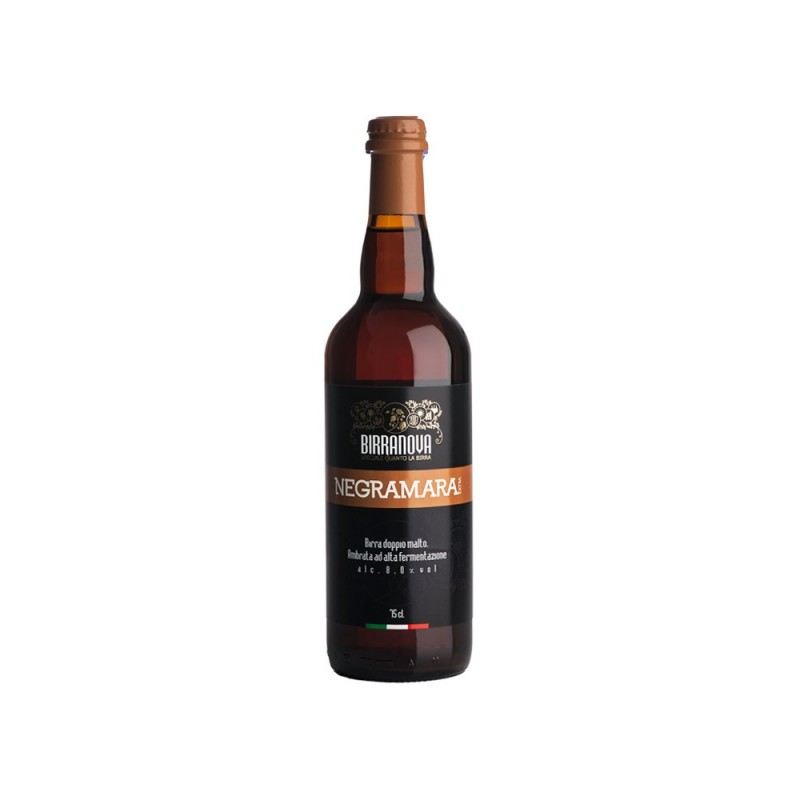 Birra Negramara 75cl Birranova