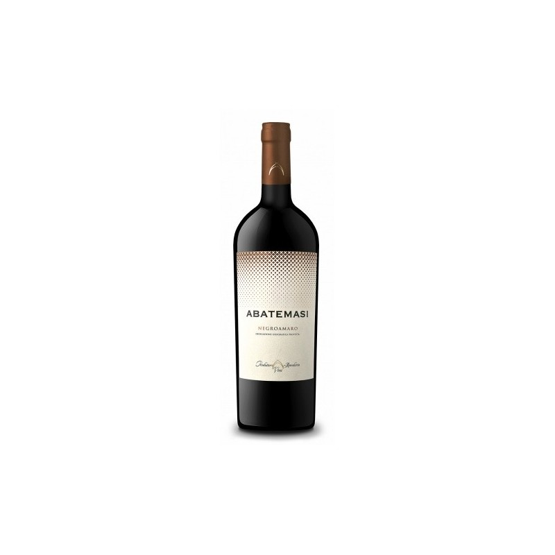 Abatemasi Negroamaro Salento Igp 2013 Produttori Vini Manduria