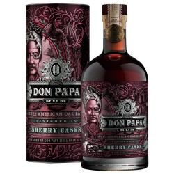 Don Papa Rum Limited Edition Sherry Cask