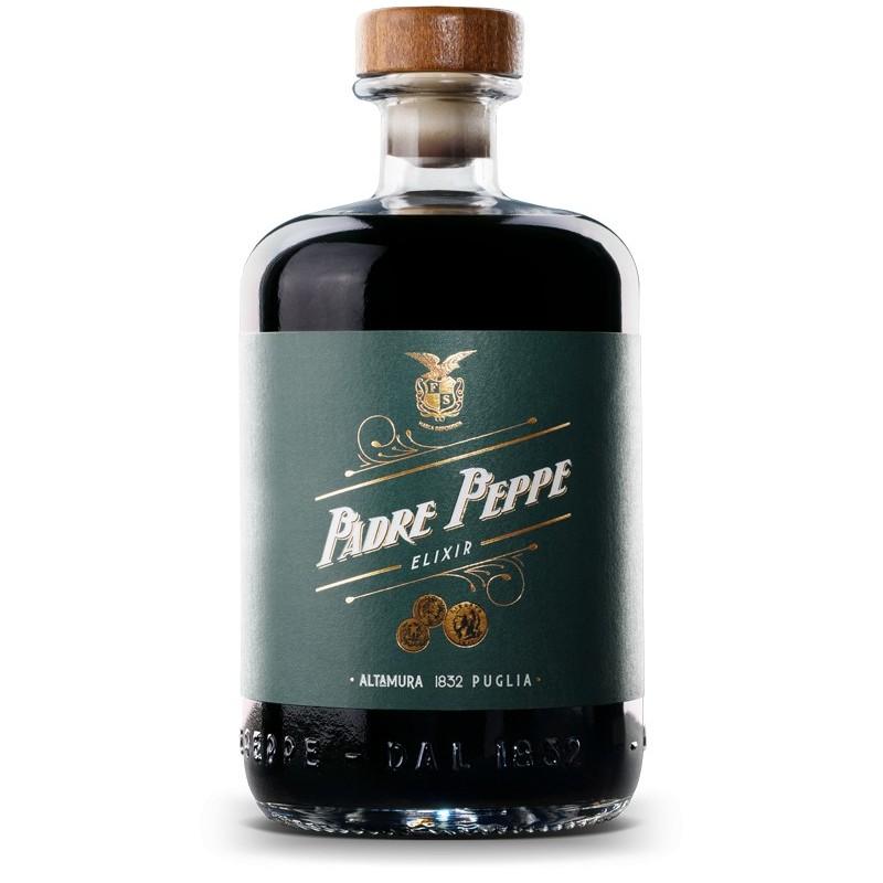 Elixir di Noci Padre Peppe
