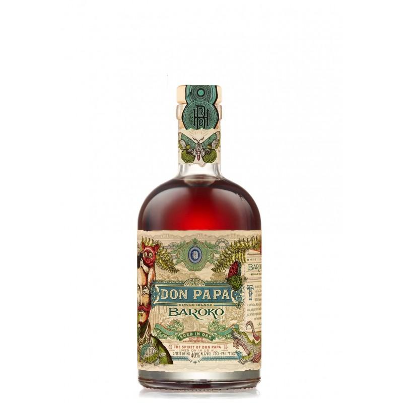 Rum Don Papa 7 anni astucciato